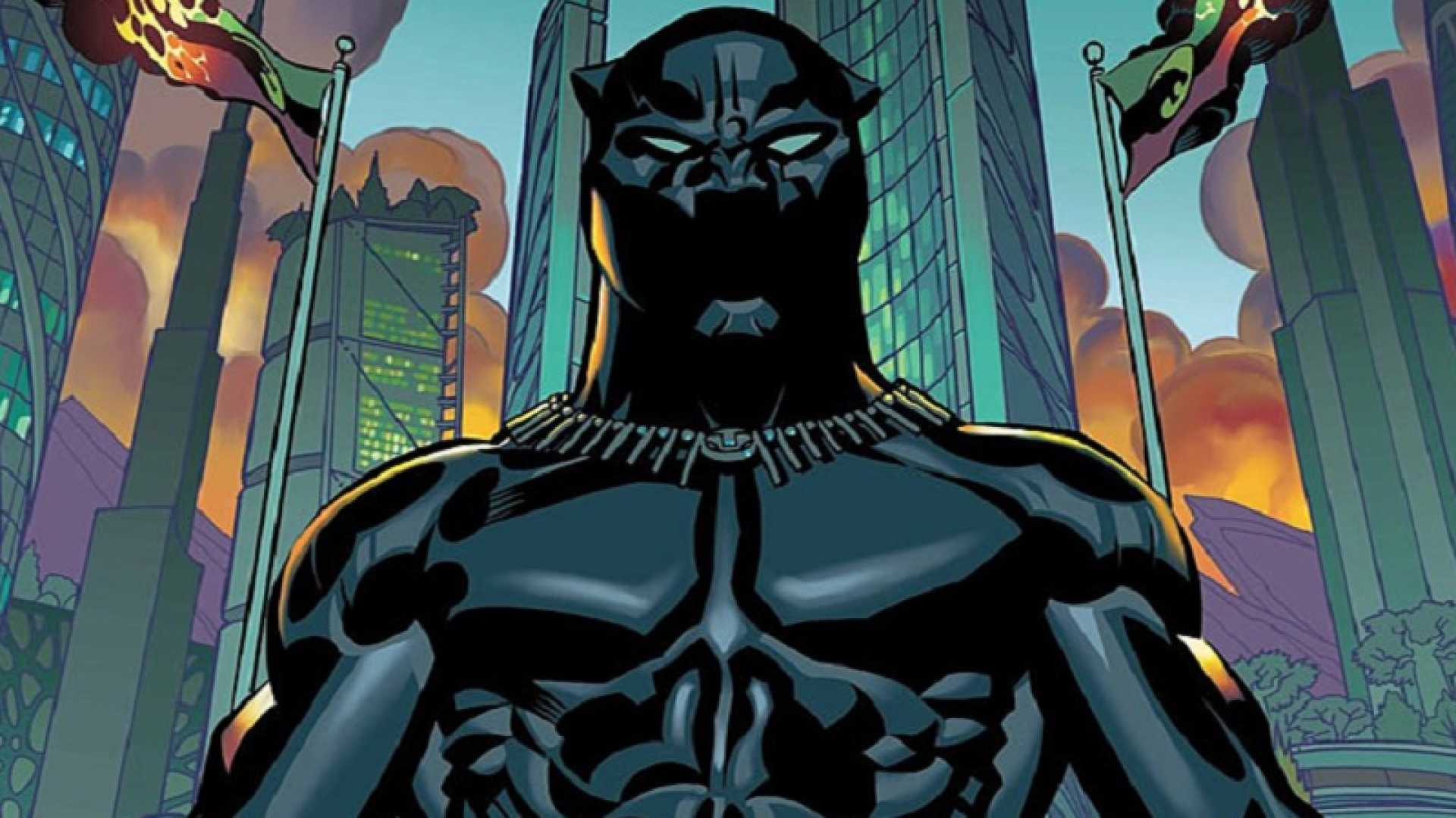 What Marvel's New Black Panther Series Can Teach Us About Storytelling