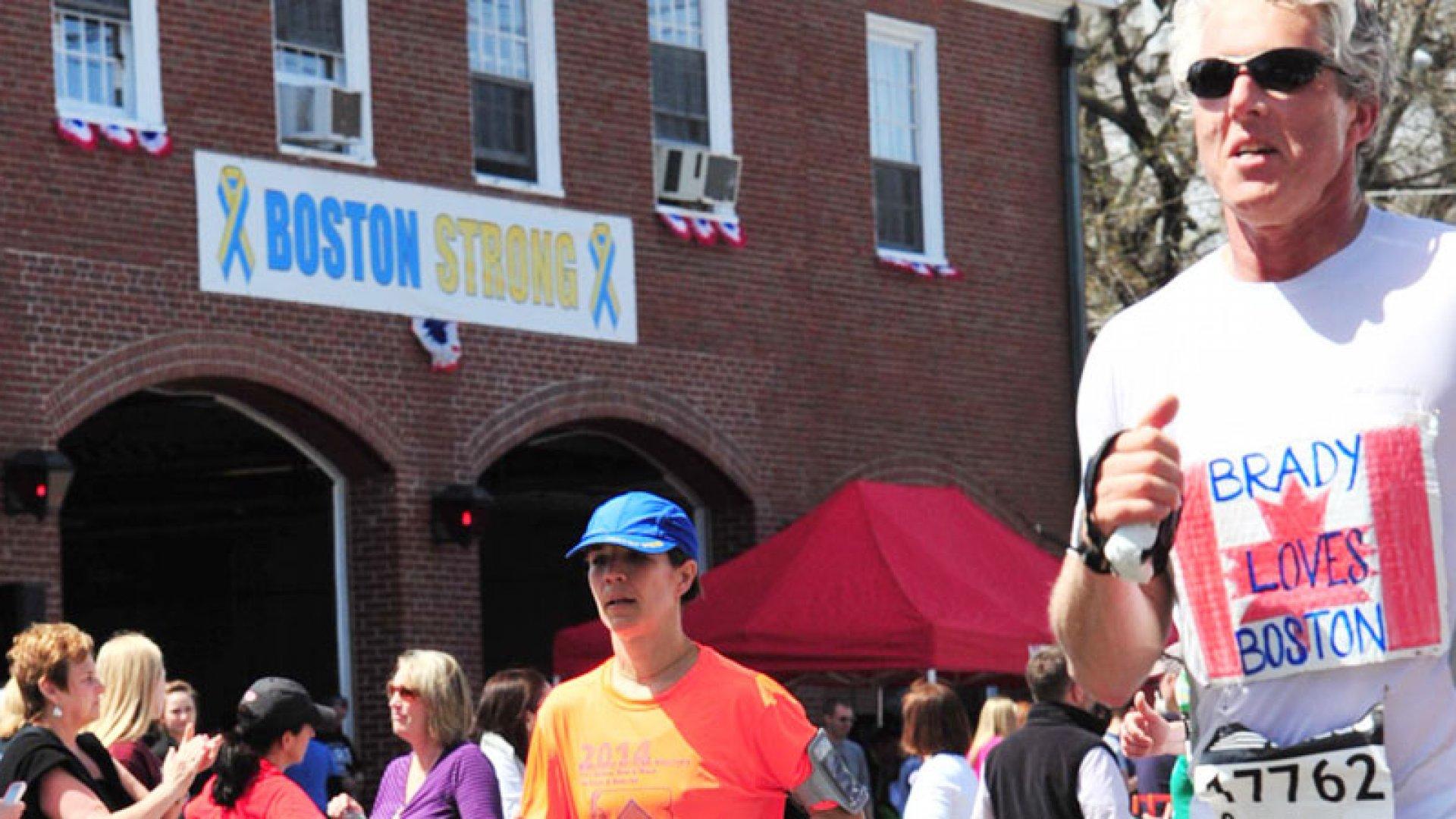 Want to Win? Run Your Business Like The Boston Marathon