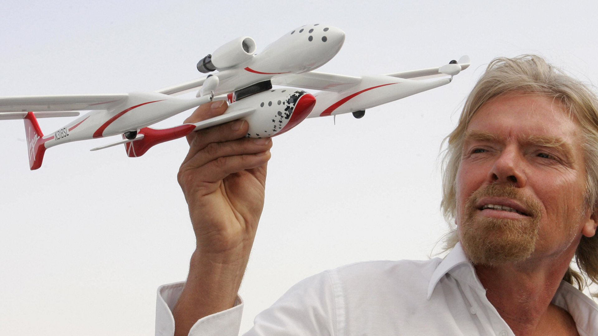 Richard Branson: 'Screw It. Just Do It'