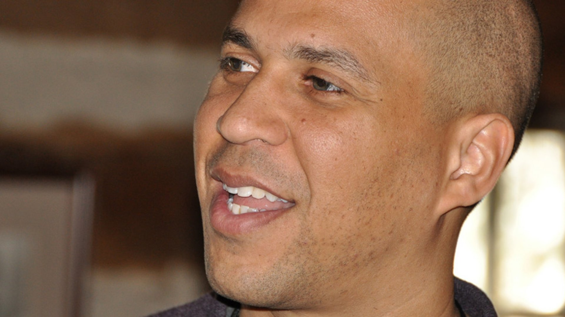Cory Booker: Start-ups Will Define America's Future