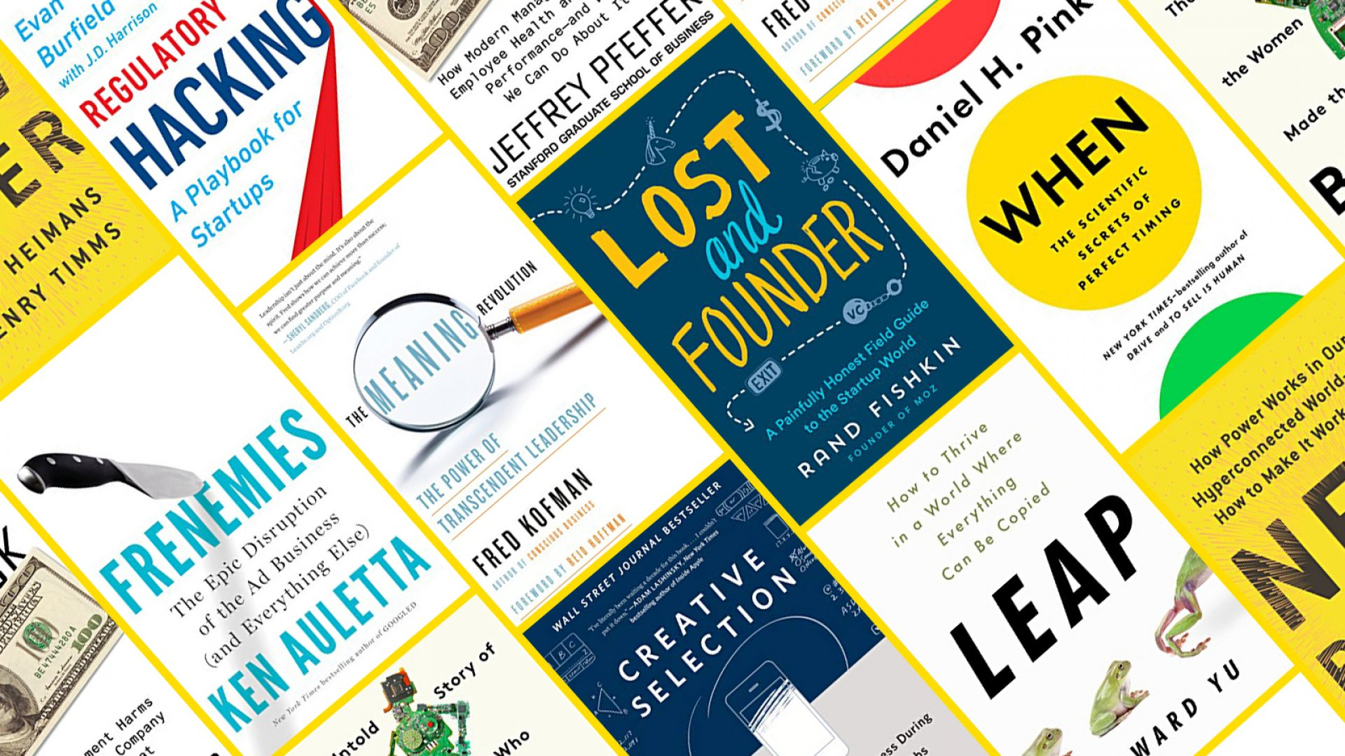 The 10 Best Business Books of 2018