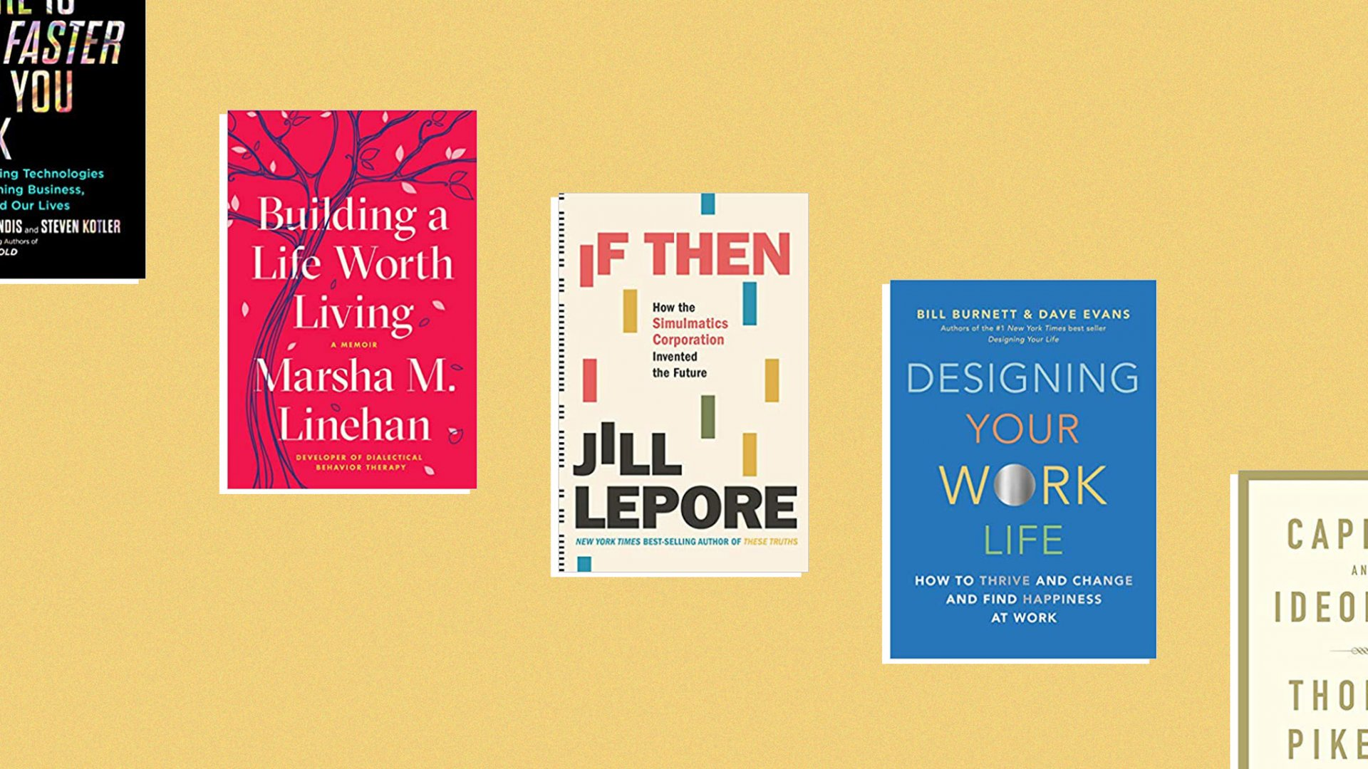 The 10 Best Business Books of 2020, According to Amazon