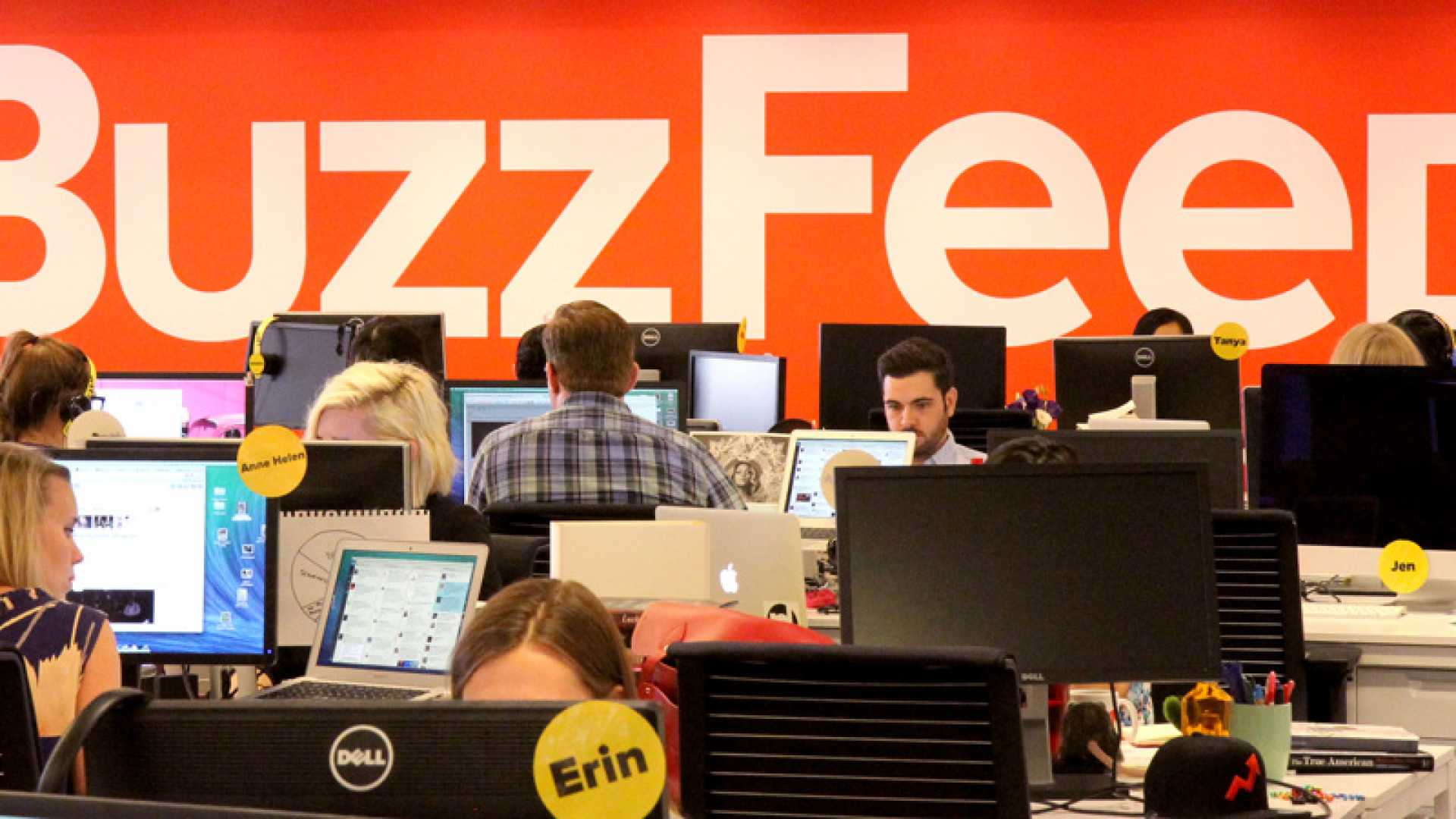 BuzzFeed Is Raising Another $200 Million