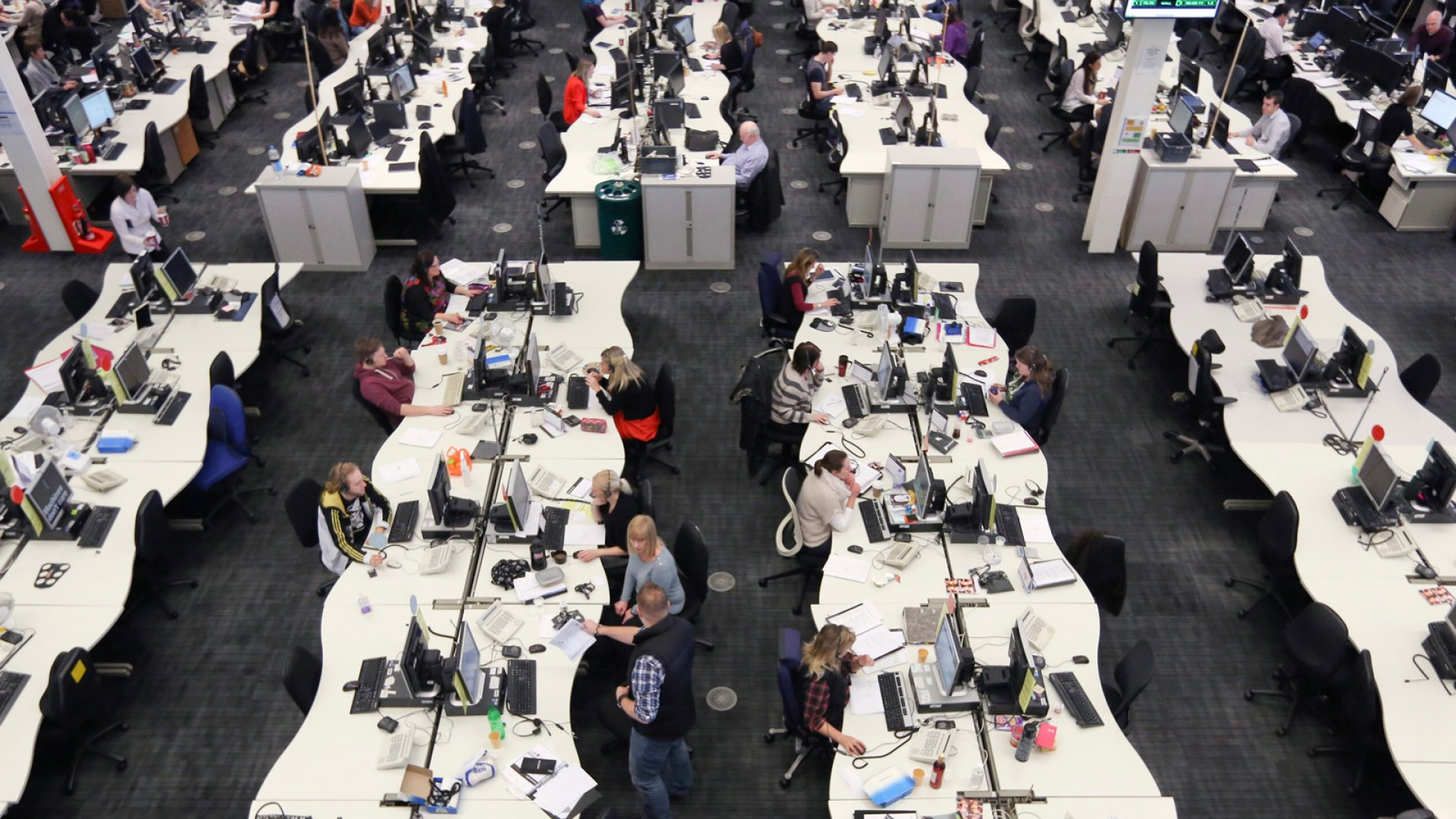 What a Call Center Company Learned From Big Data