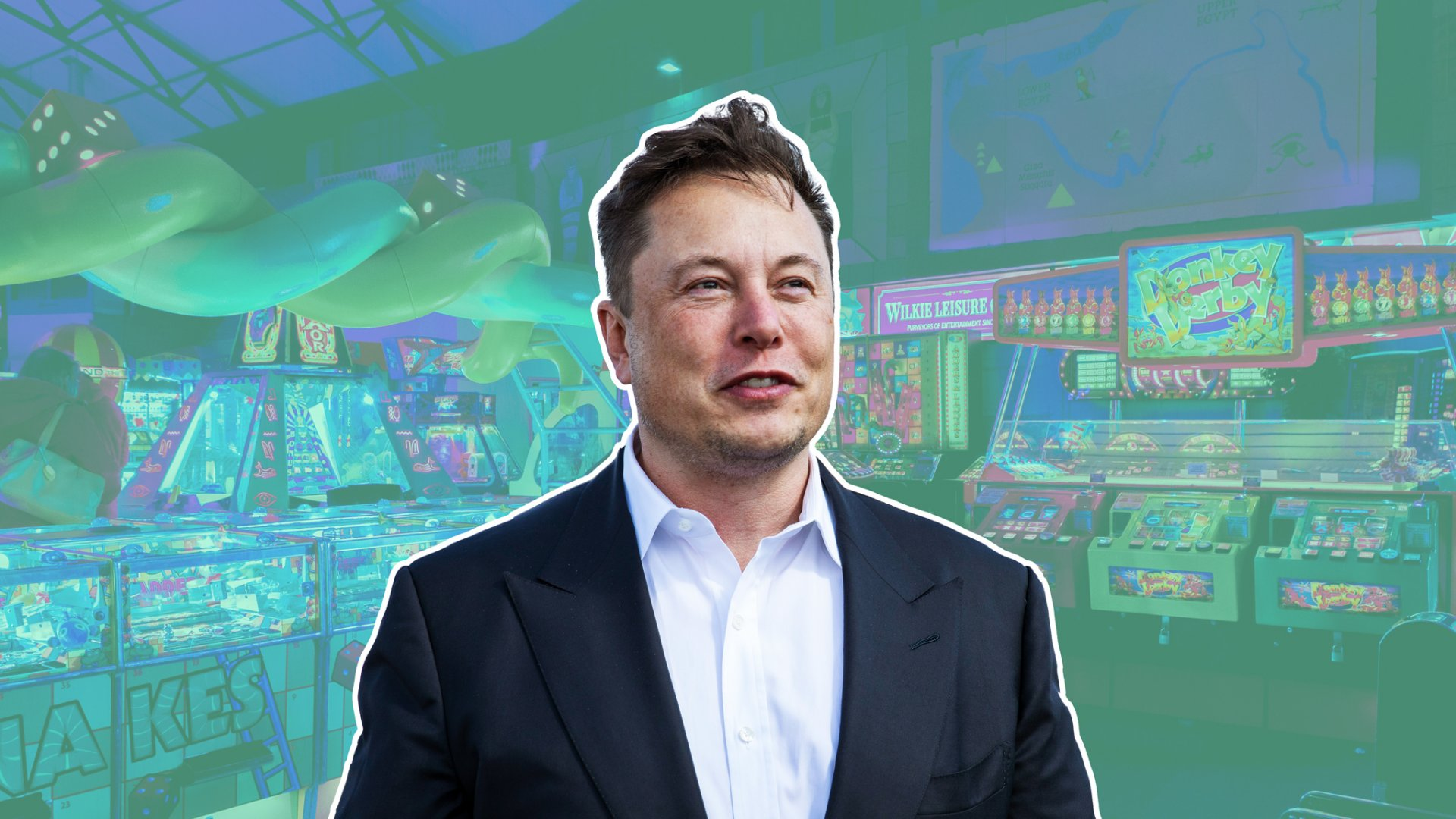 Elon Musk Says Playing Video Games Helped Make Him a Billionaire | Inc.com