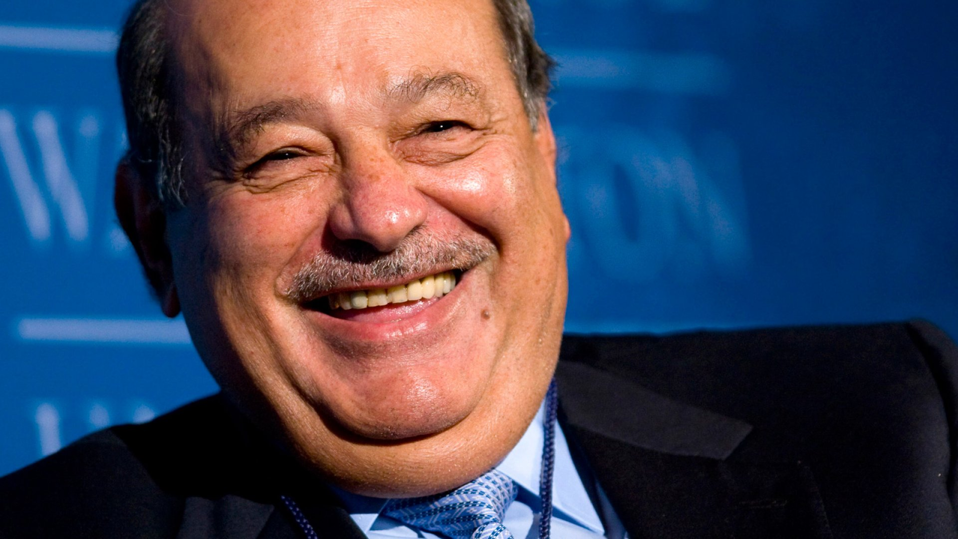 Carlos Slim Says You're Working Too Hard