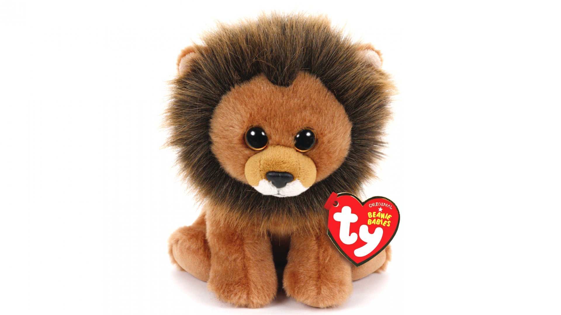 Plush Toy-Maker Creates 'Cecil the Lion' Beanie Baby