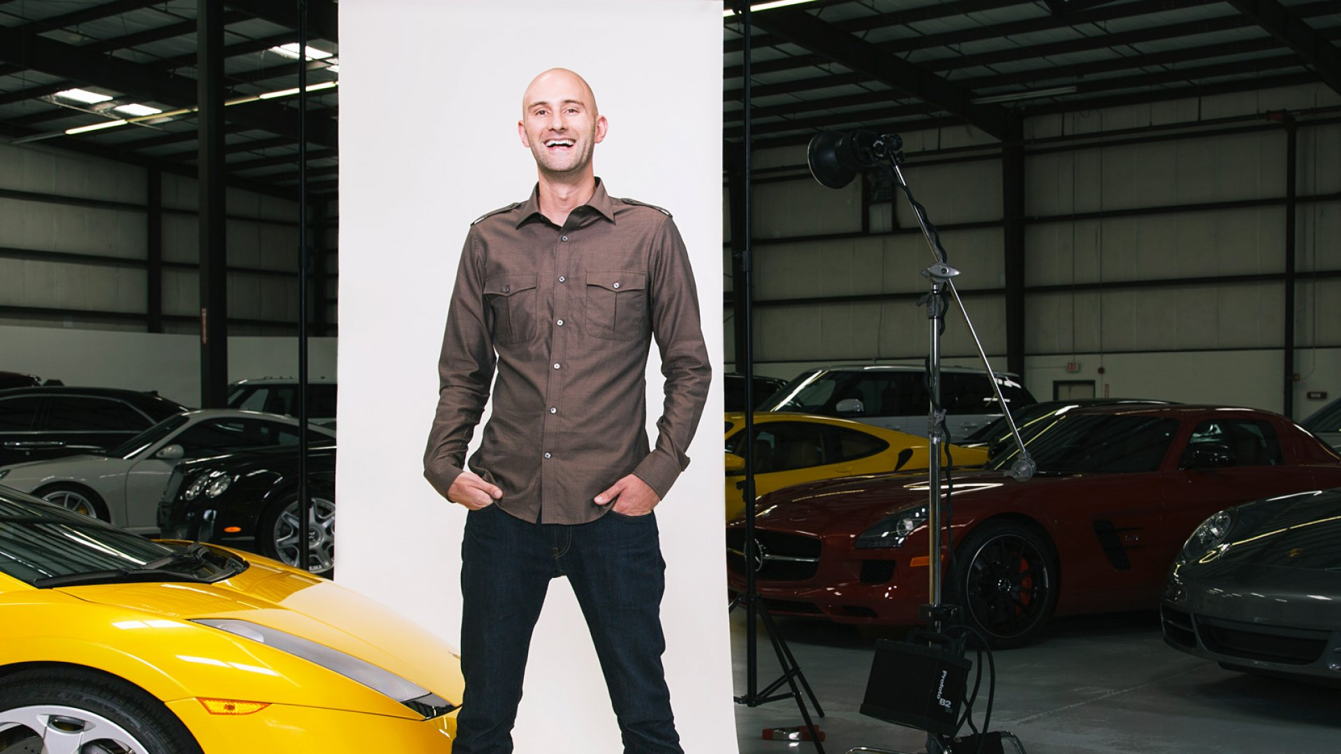 Matching Stars to Their Dream Cars