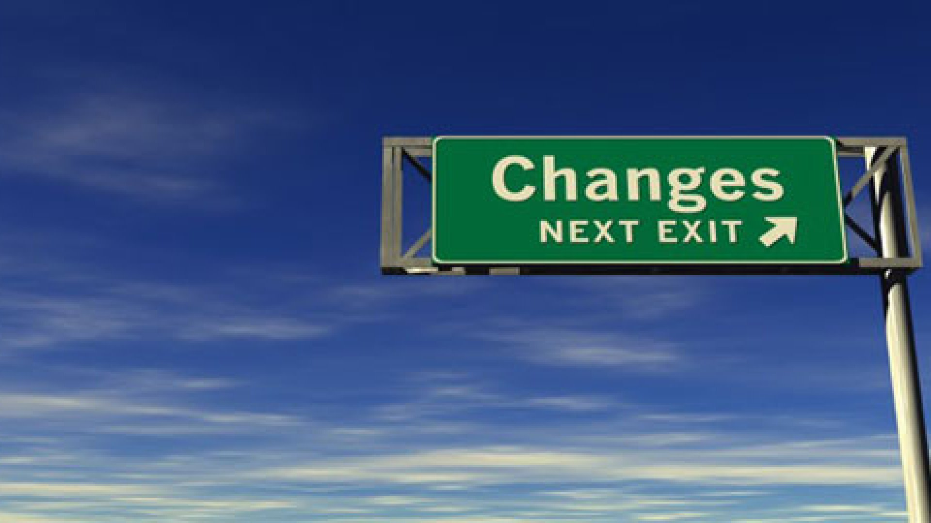 It's not always easy to get everyone to follow change within your company.