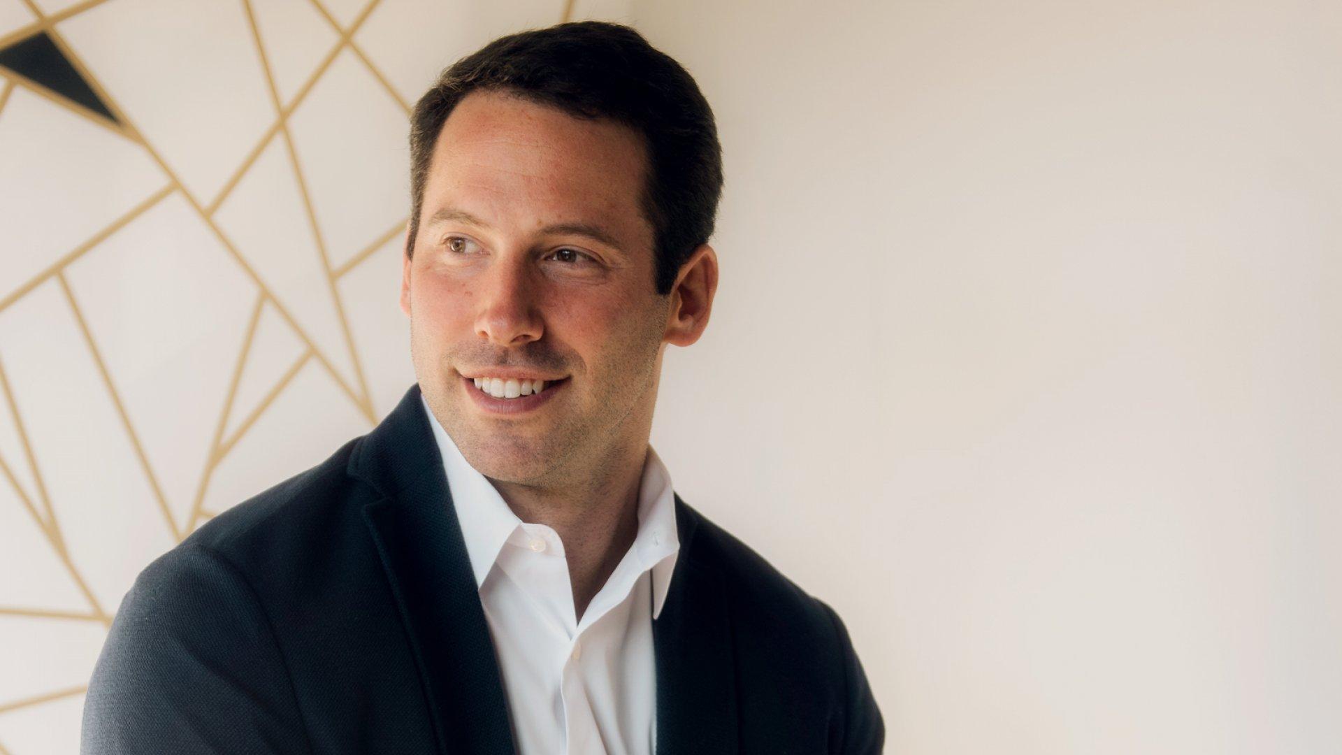 Brandon Chasen, CEO of Chasen Construction.