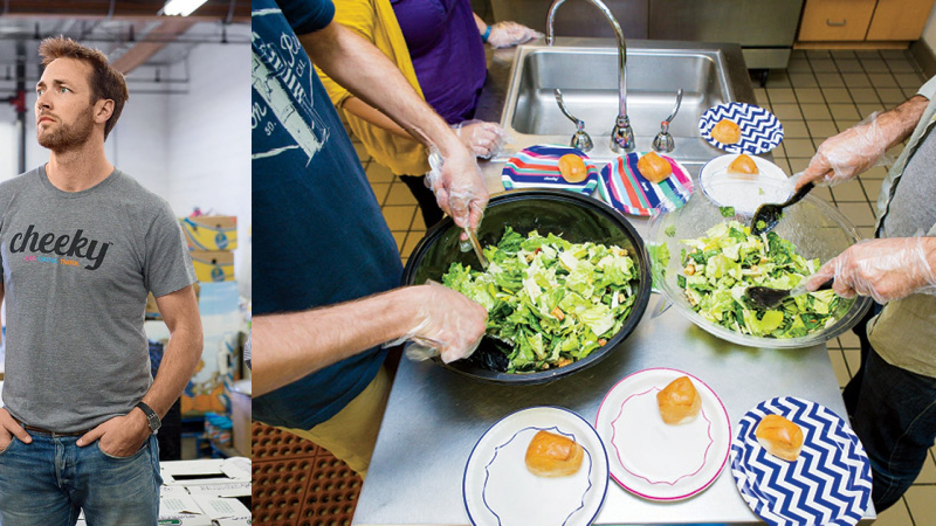 How This Company Sells Tableware to Feed the Hungry