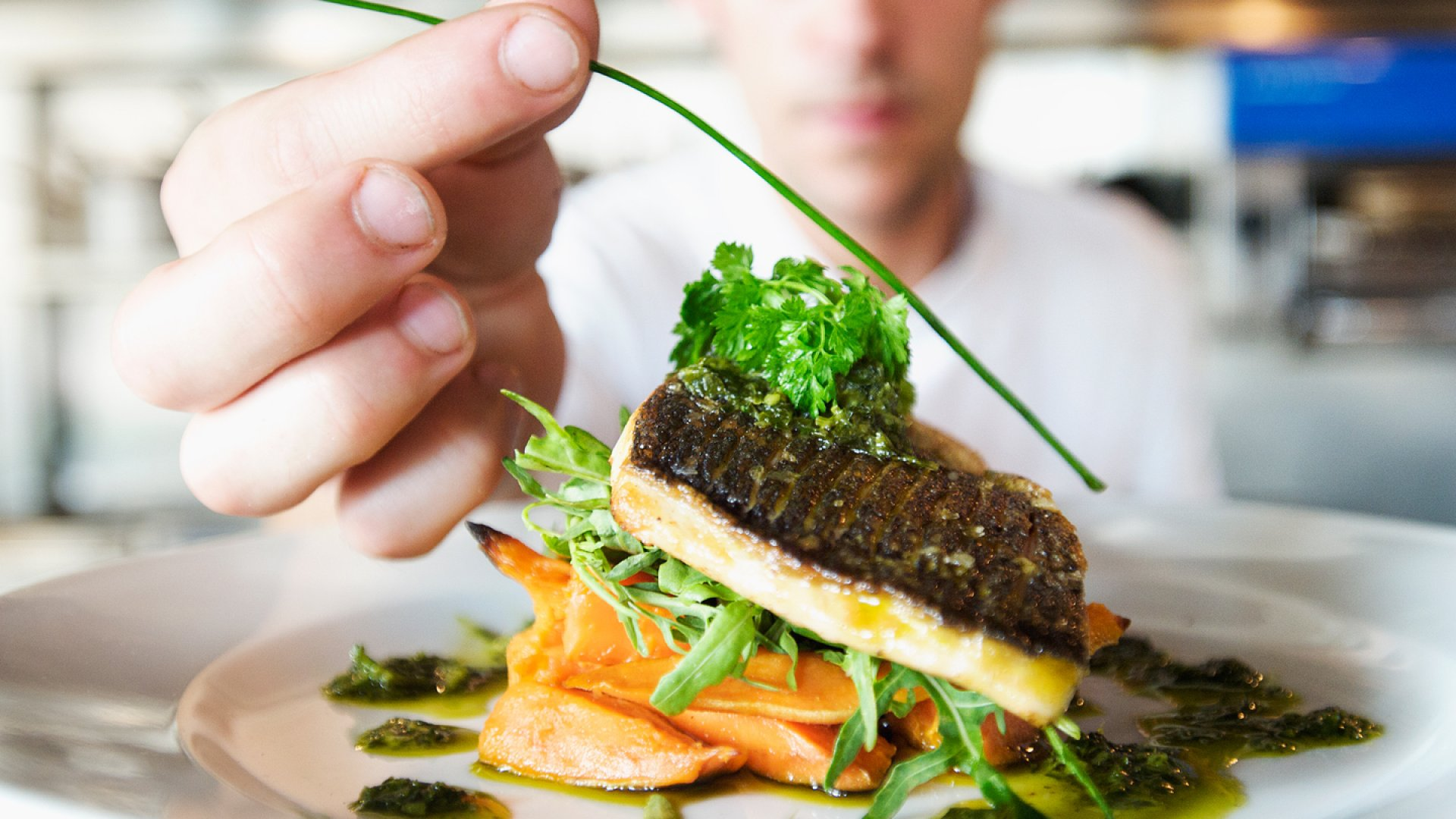 The Next Big Thing in Business: Food