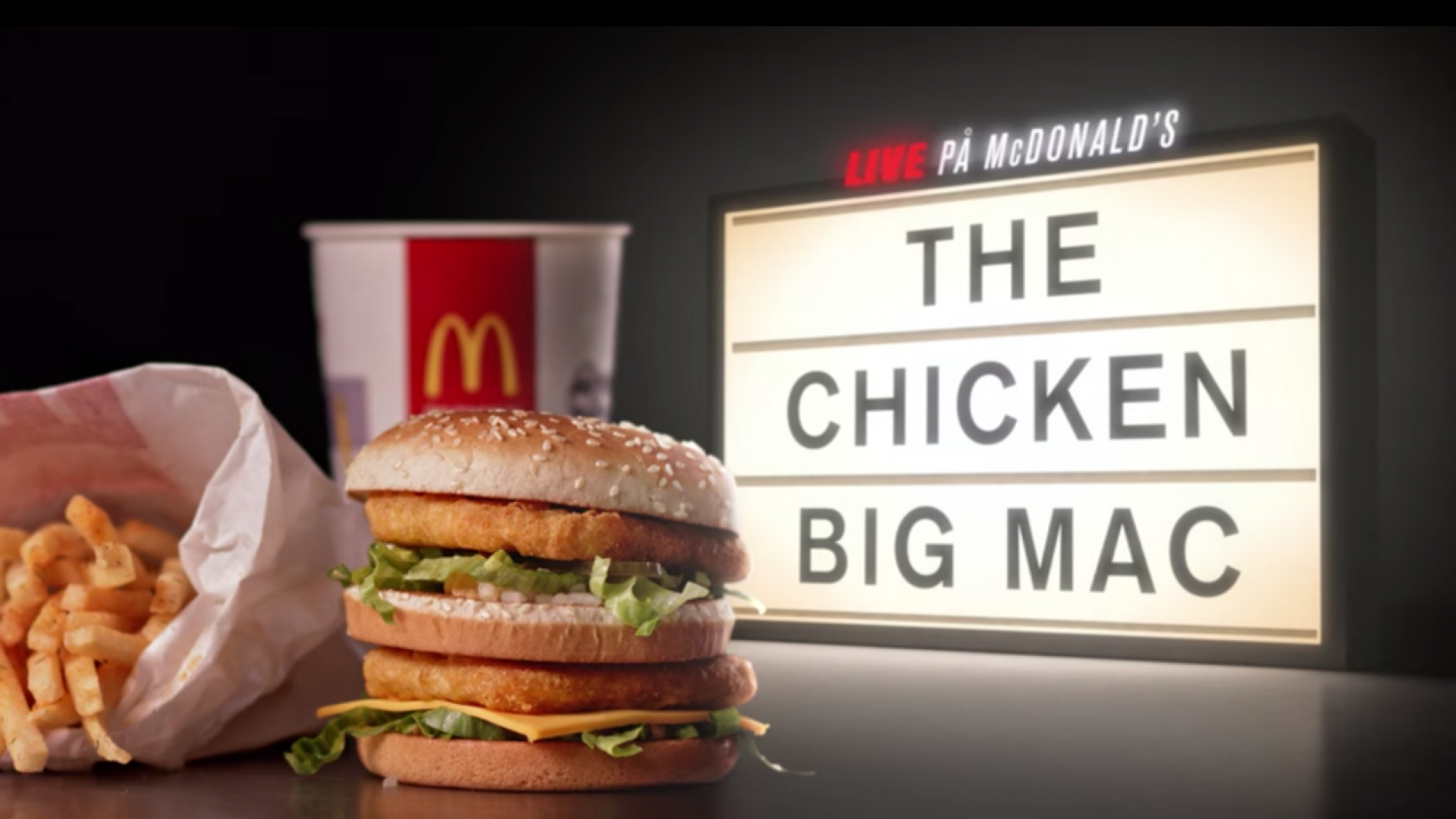 McDonald's Just Announced a Chicken Big Mac. There's Only One Problem if You Want One