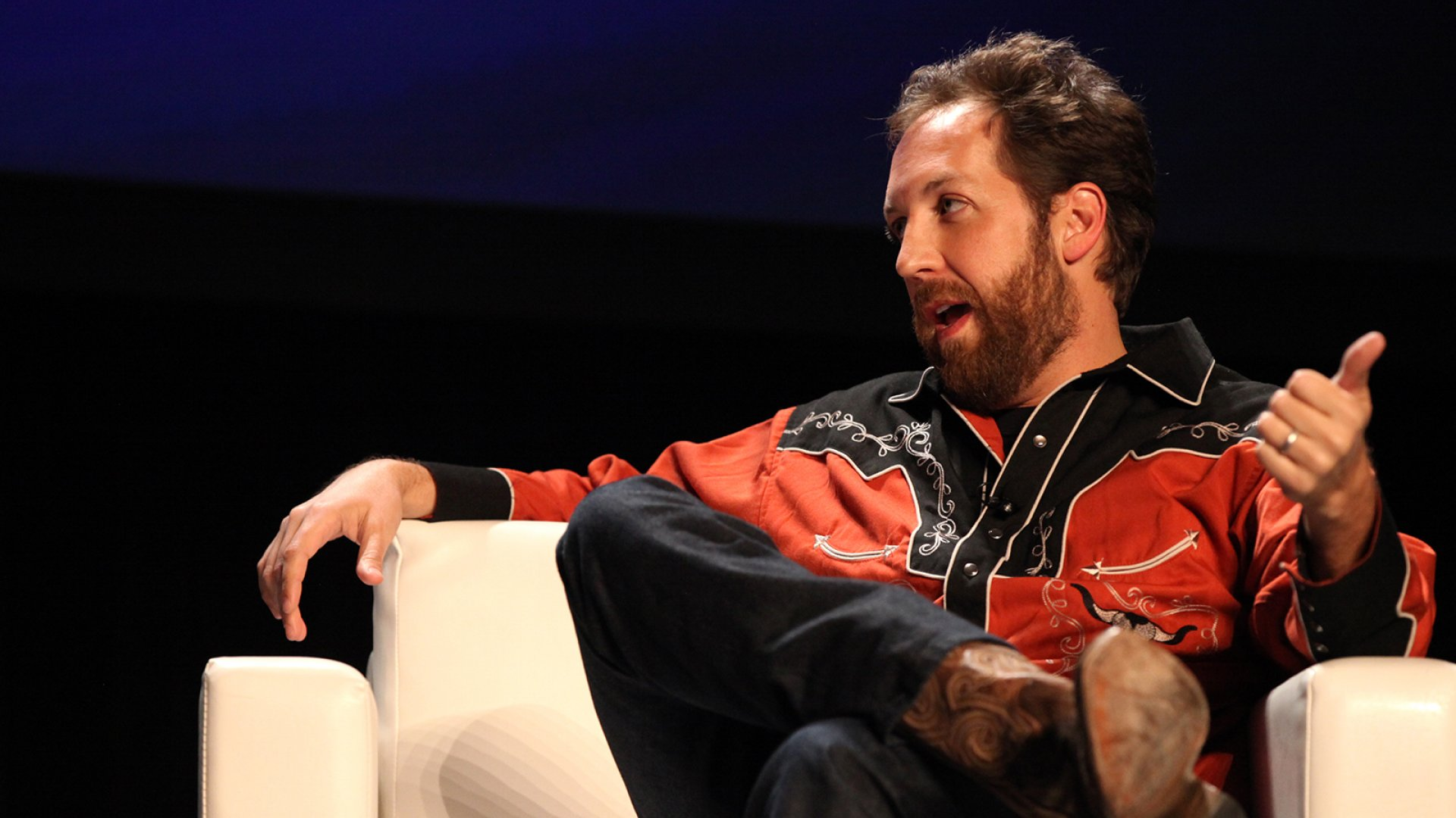 Chris Sacca Makes It Very Clear Whom He Doesn't Want You to Vote for