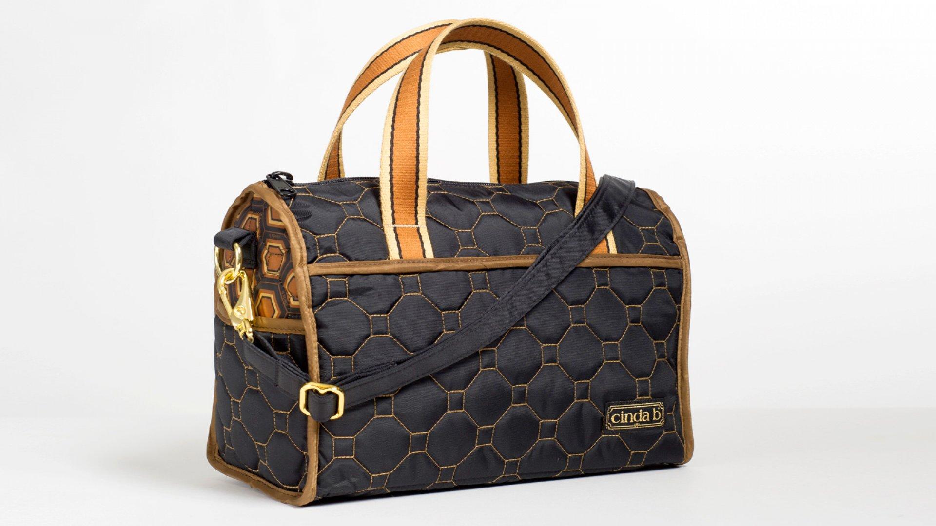 Cinda b Handbags: American Made, Locally Sourced