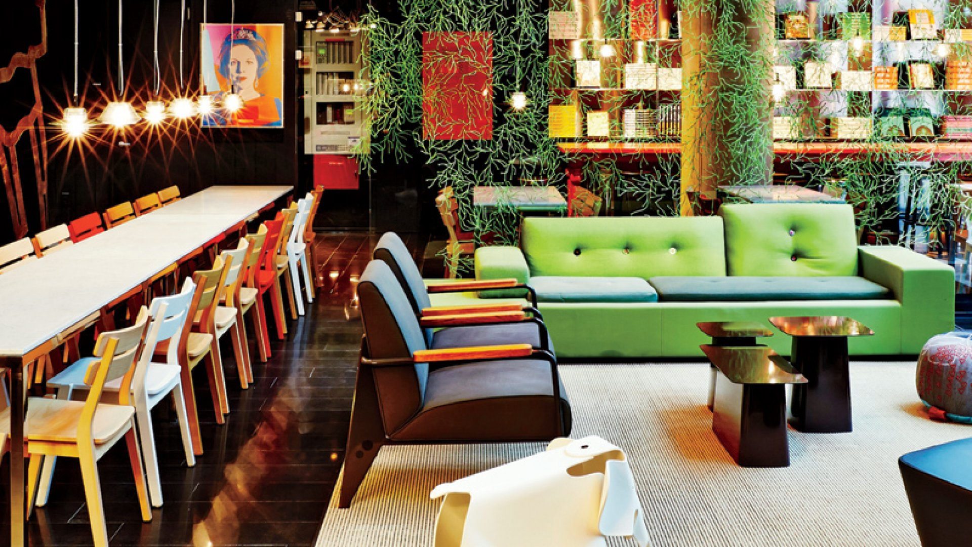 Entrepreneur Designs Upscale Hotels for Budget Travelers