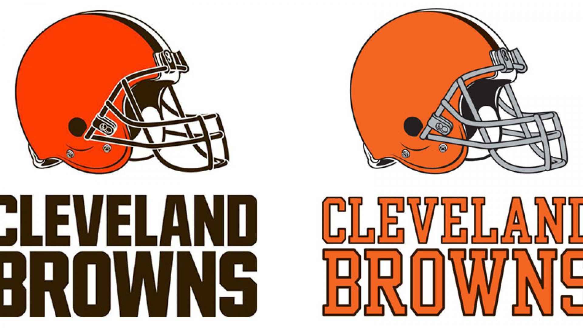 Why the New Cleveland Browns Logo Is So Bad it's Good