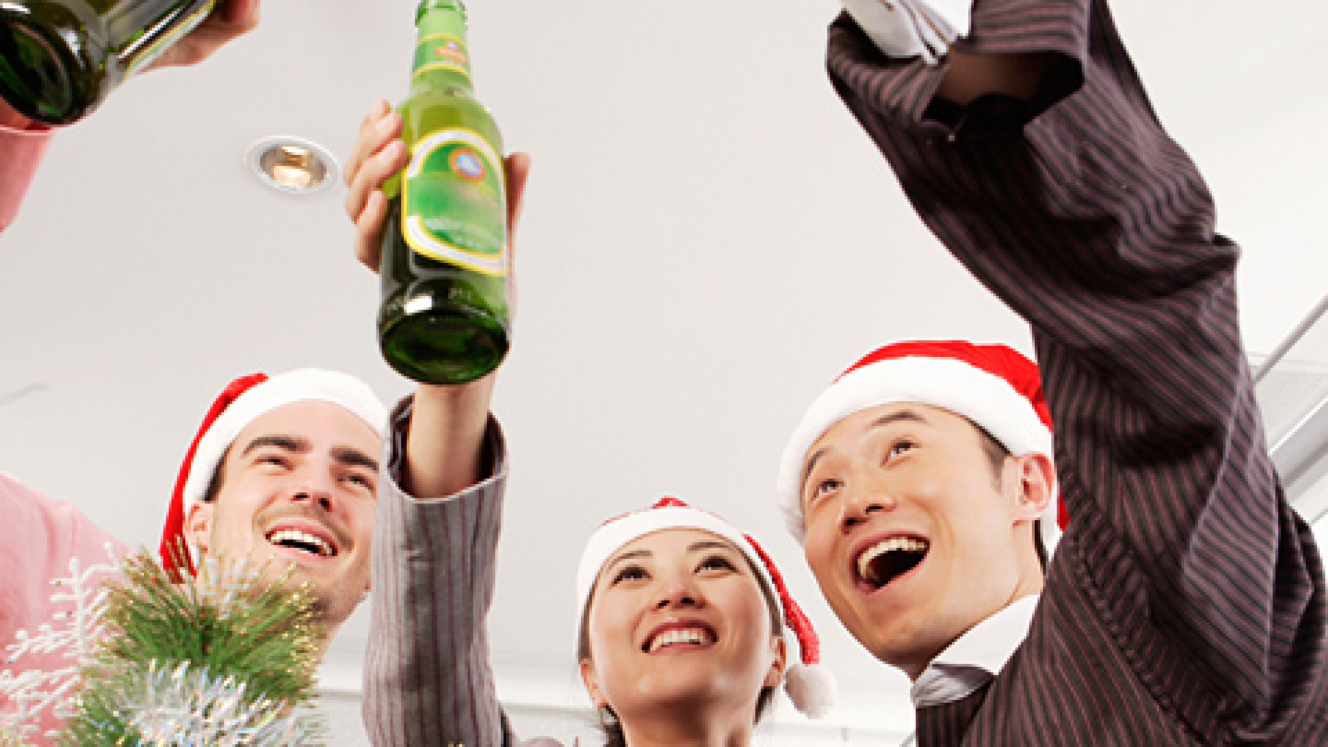 The Holiday Office Party: How Not to Get Sued For Christmas