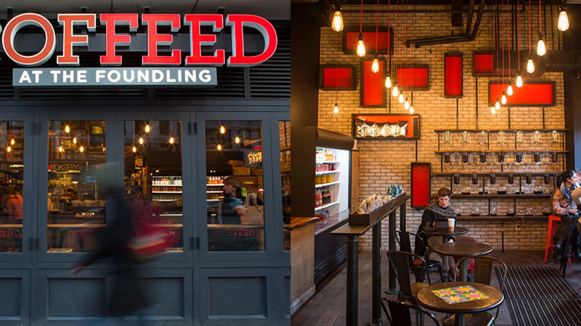 How This Coffee Shop's Good Deeds Landed Its Killer Location