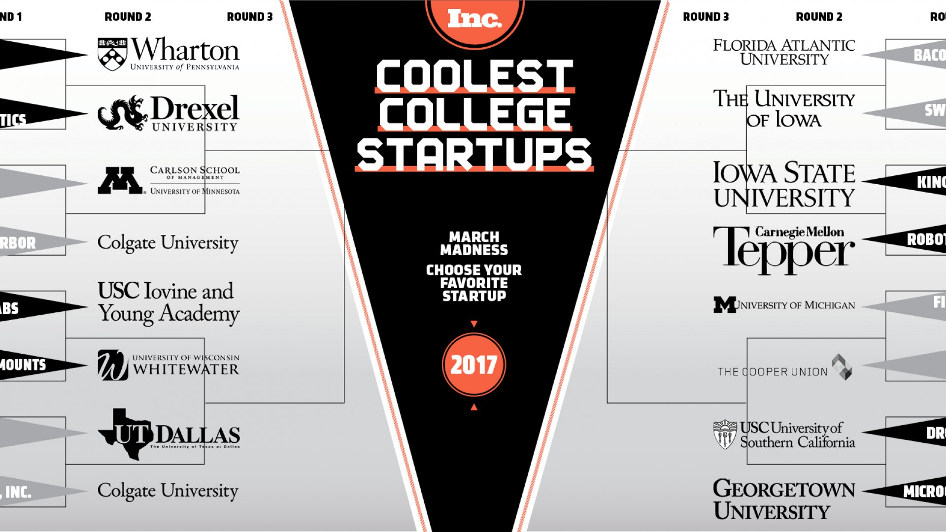 How to Vote for Your Favorite College Startup