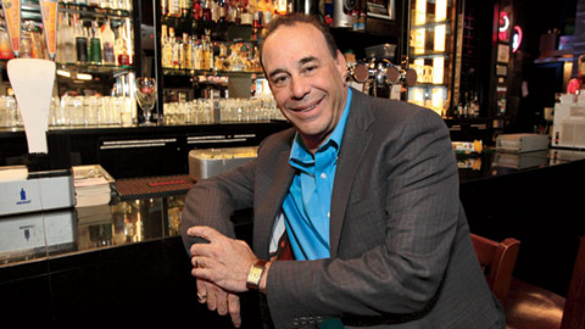 <strong>The Regular</strong> Jon Taffer has launched more than 35 bars and restaurants.
