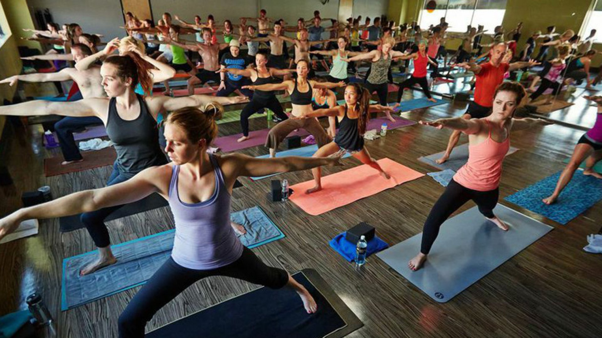 Get Ready for the Starbucks of Yoga