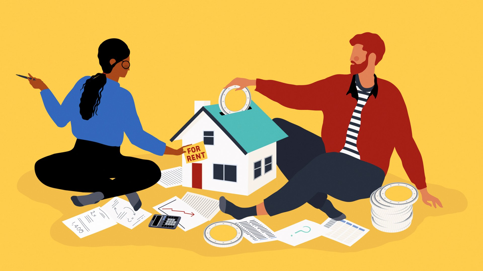 Setting Financial Goals With Your Spouse? Here's How Your Credit History Comes Into Play