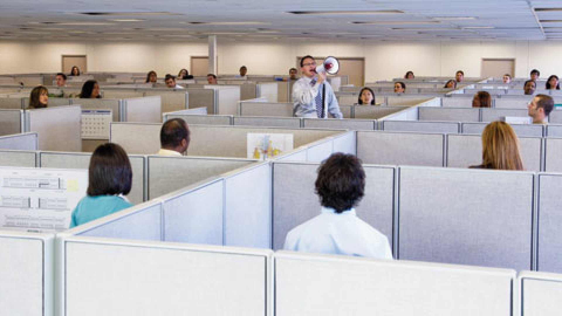 Your Office Design Is Killing Teamwork