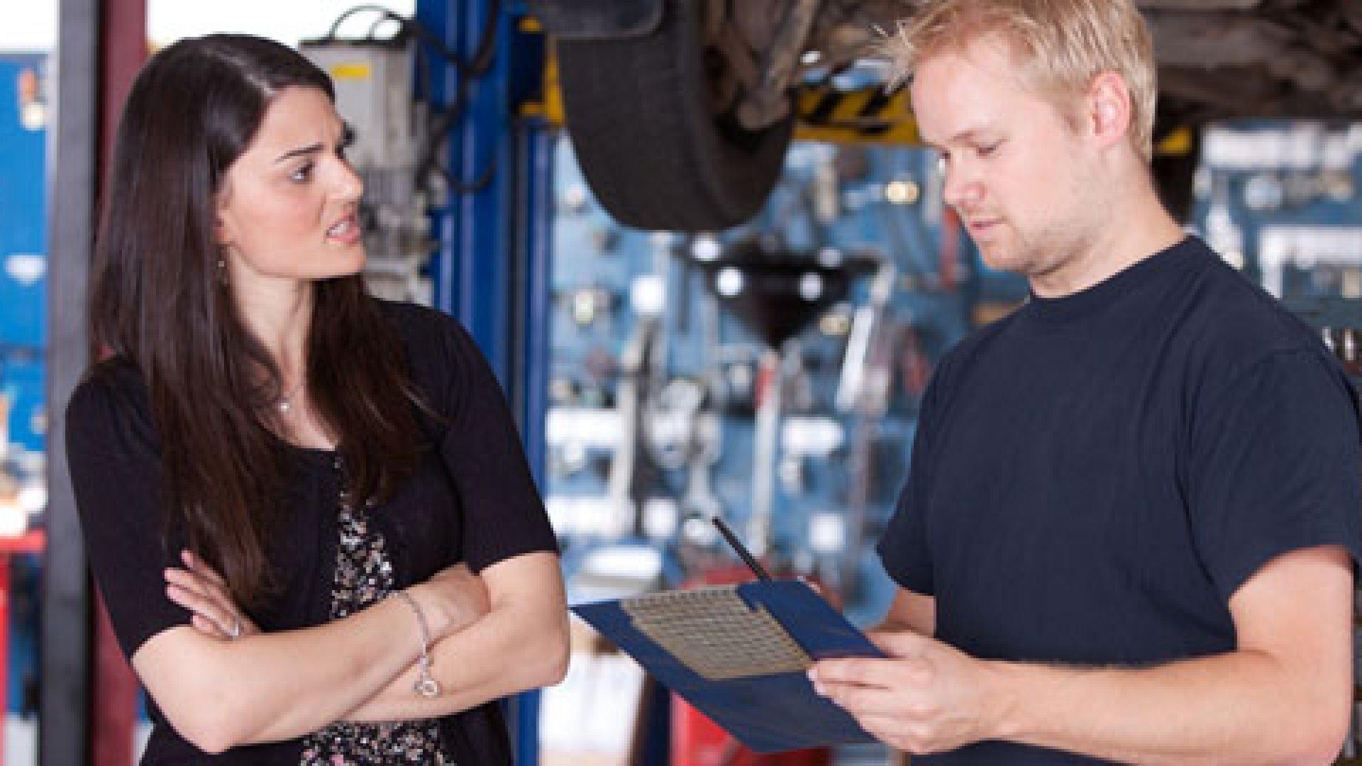 5 Steps to Handling a Customer Complaint