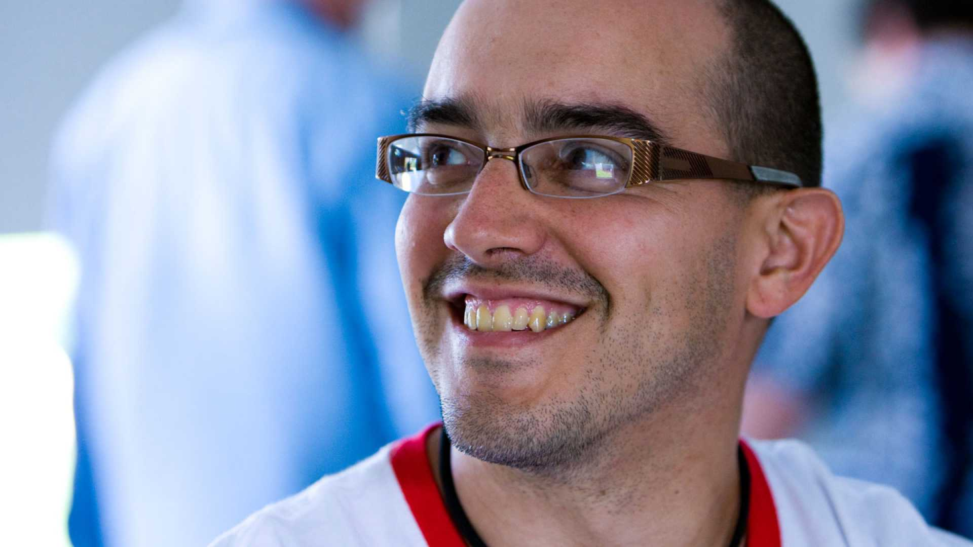 Silicon Valley VC and founder of the 500 Startups accelerator, Dave McClure.