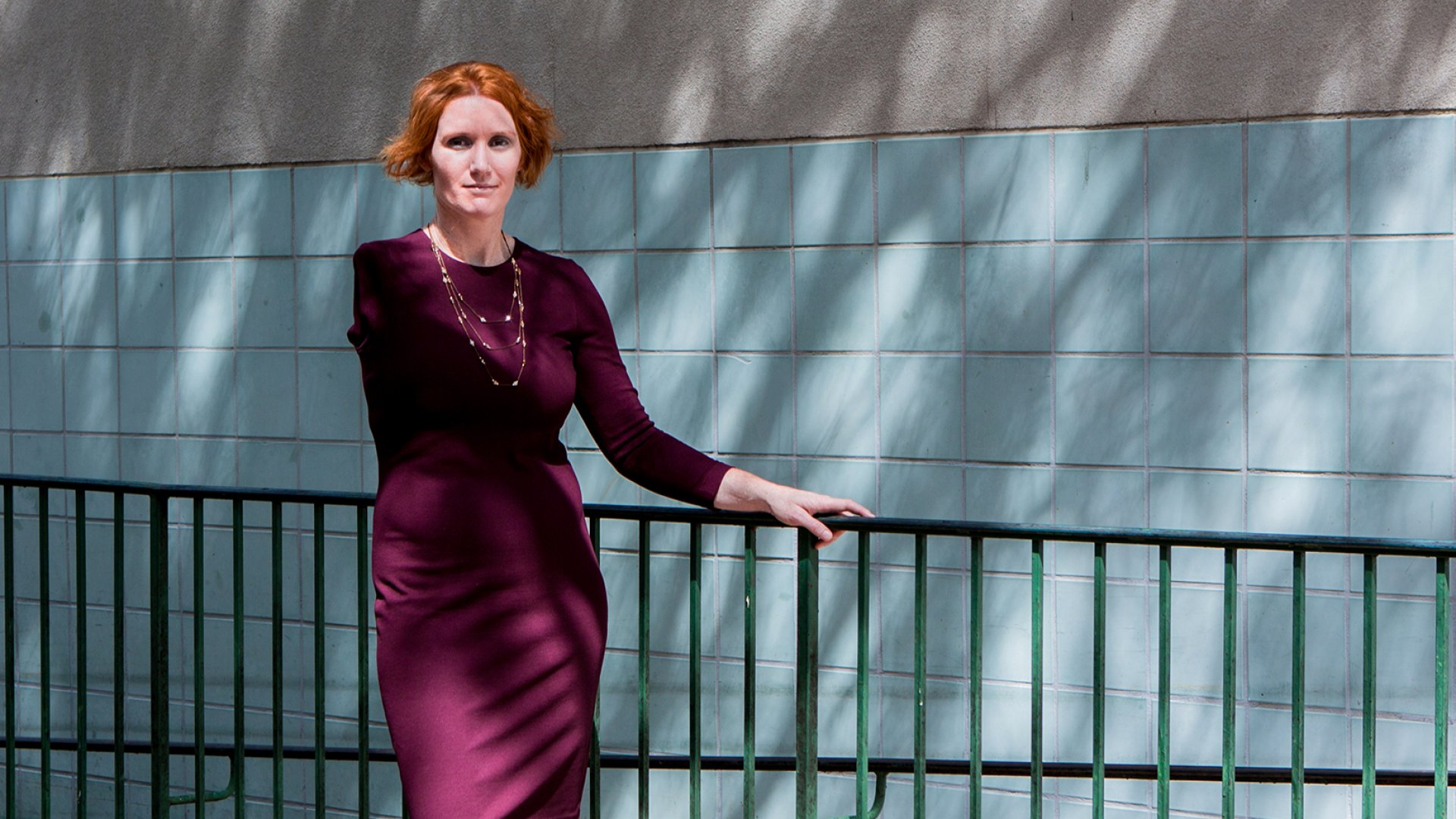 Dawn Halfaker realized that military officers and entrepreneurs face similar leadership issues.