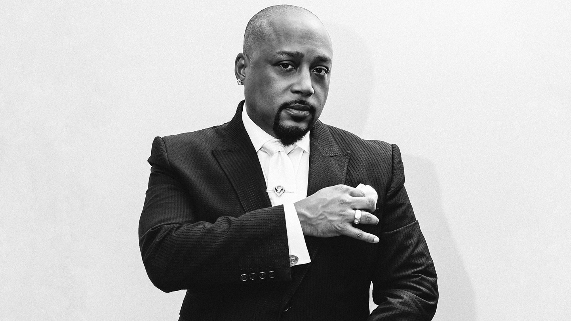 """I didn't want everyone to misunderstand and think I was dying,"" says Daymond John, who recently went public that he'd overcome cancer last year."