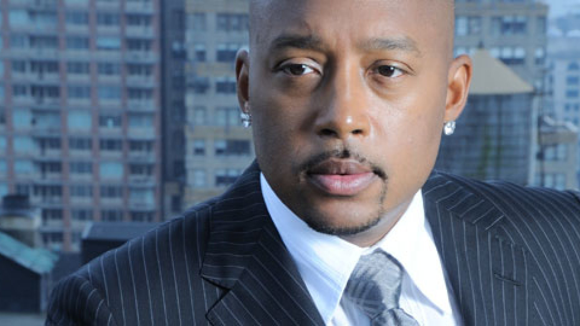 Daymond John, an entrepreneur, investor, television personality, author and motivational speaker, is best known as the founder, president and CEO of FUBU, and appears as an investor on the ABC reality television series <em>Shark Tank</em>.