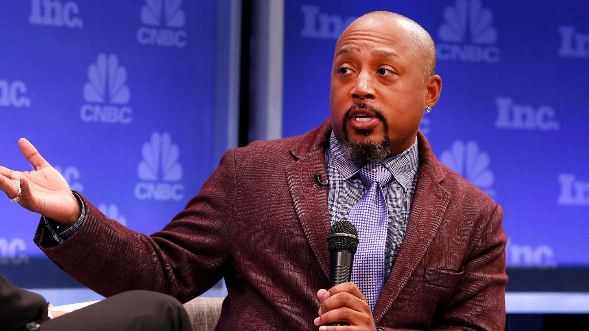 Daymond John: 'True Entrepreneurs Act, Learn, and Repeat'