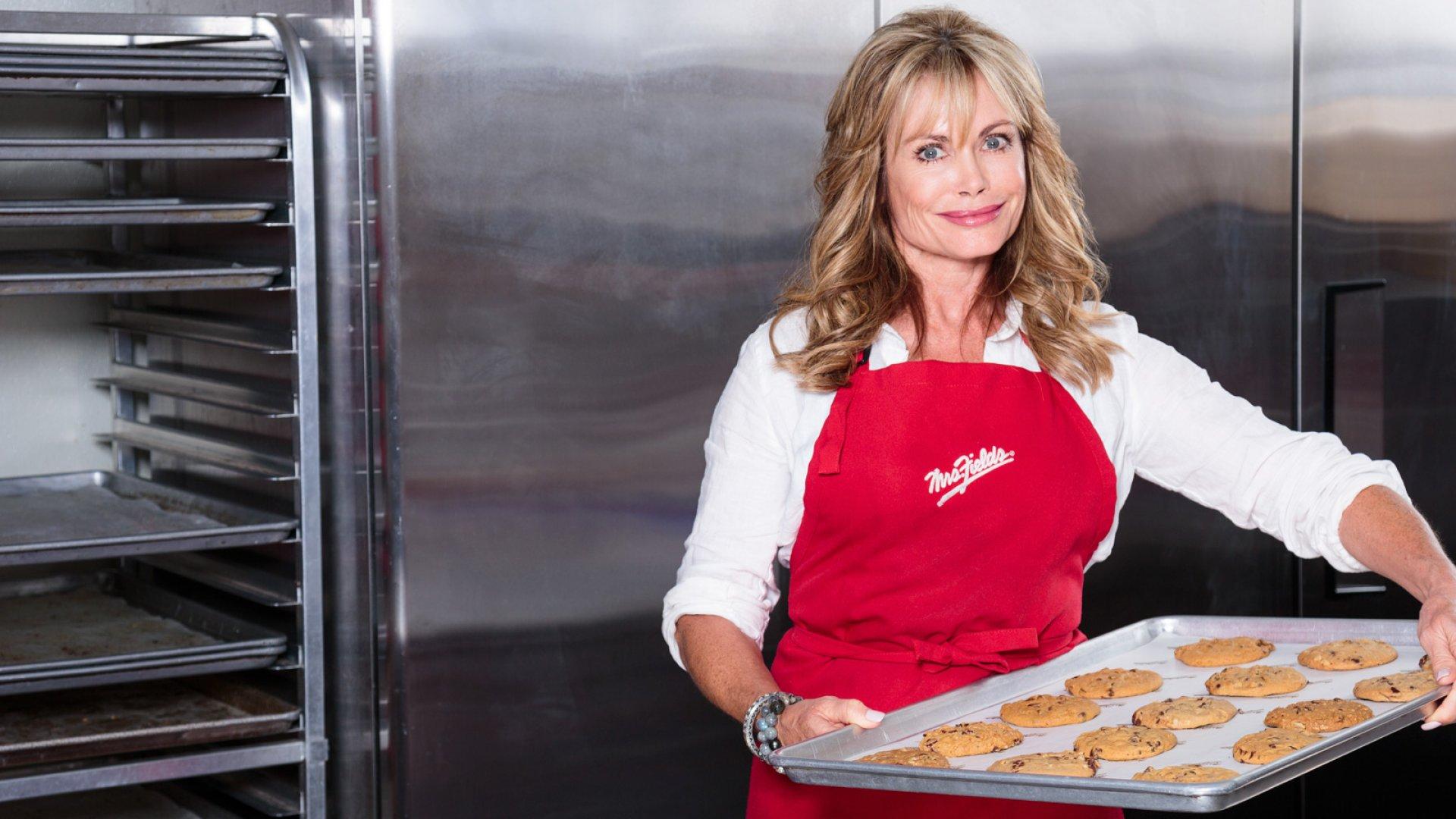 An Entrepreneur At Heart, Debbi Fields Misses Running the Show