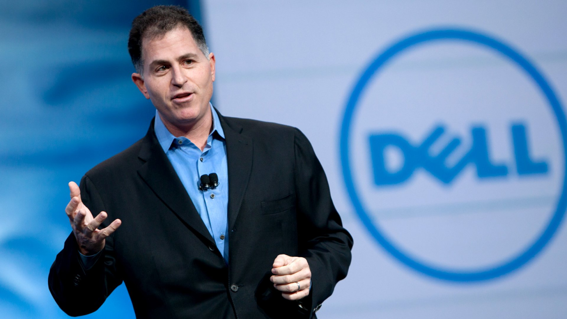 Michael Dell's Must-Read Business Books Right Now