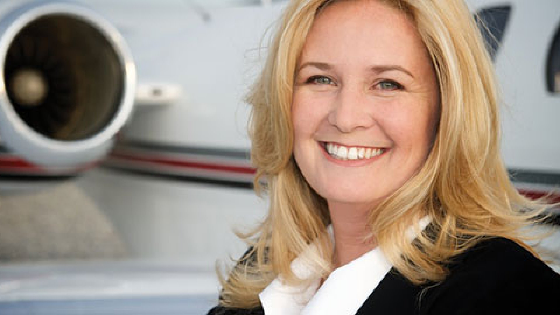 Desert Jet, founded by Denise Wilson, has 600 clients and counting.