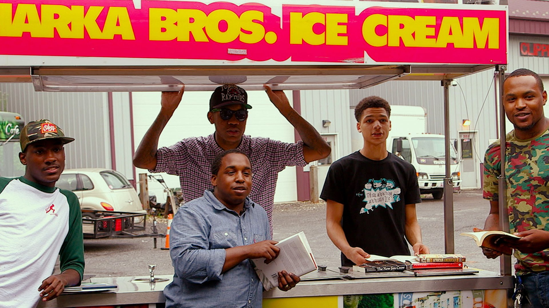 """Taharka Bros. Ice Cream, based in Baltimore, raised $28,000 in 29 days on Kickstarter, thanks to their savvy in landing celebrity endorsements. """"A Dream Preferred,"""" one of three short films on entrepreneurship released today, tells the tale of how they did it."""