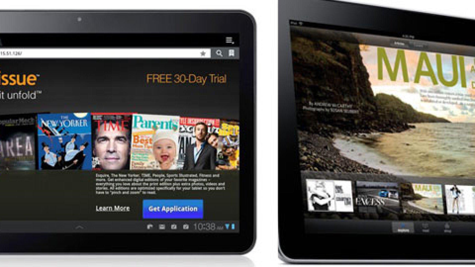 Reviewed: Best Digital Magazine App