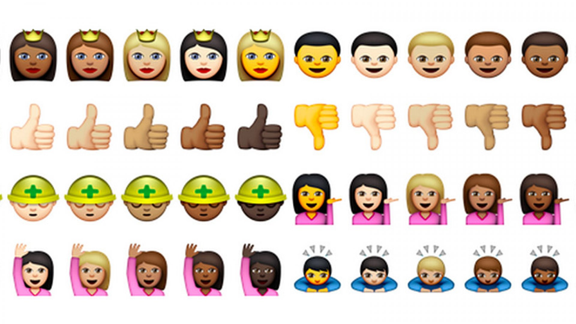 Emojis Get More Diverse in Apple's Latest iPhone Update