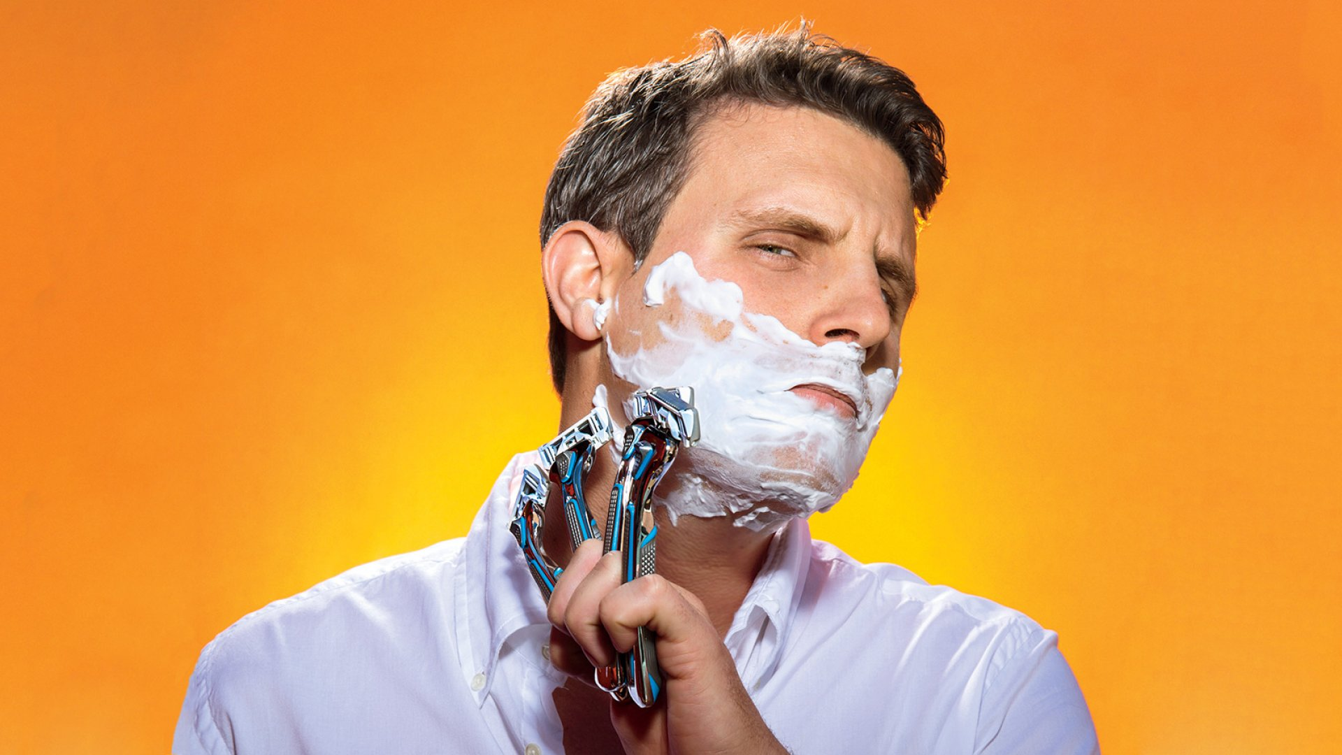 Michael Dubin, founder and CEO of Dollar Shave Club.