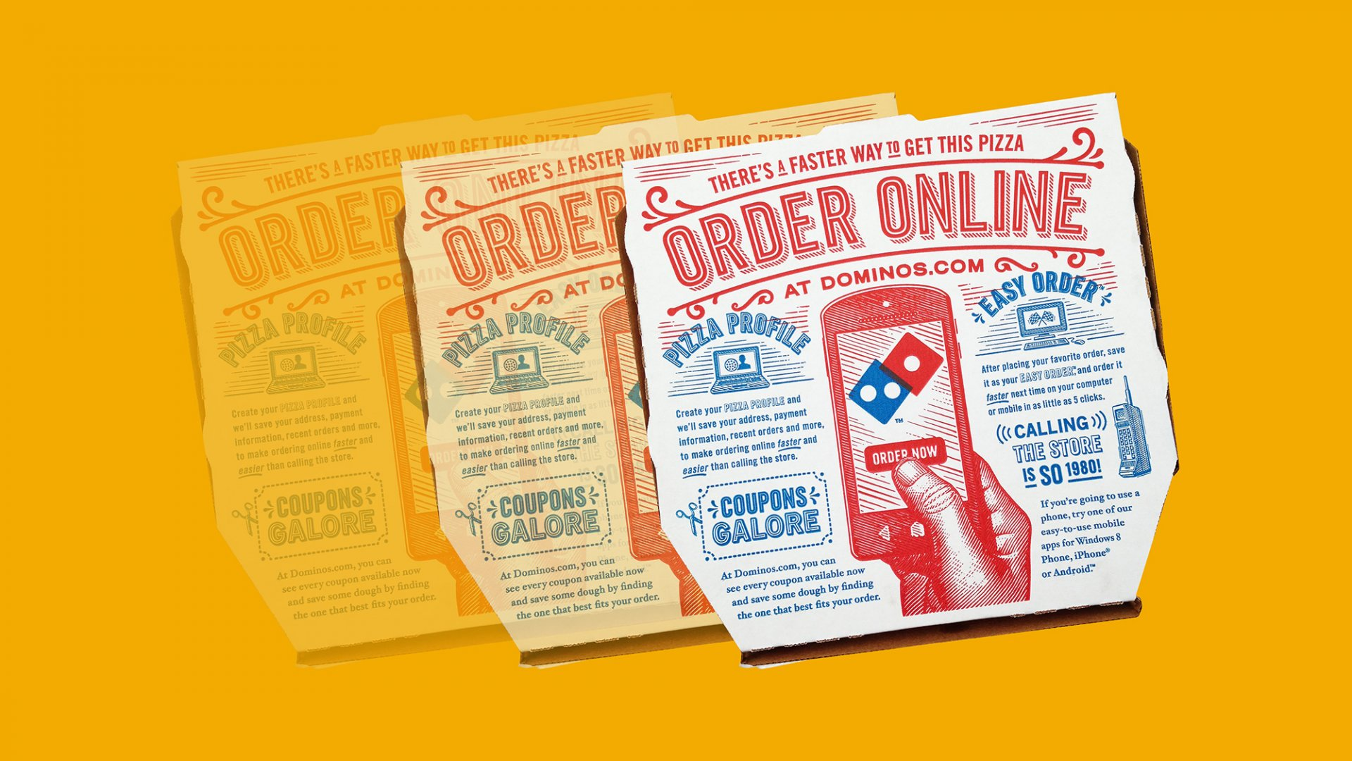 10 Years Ago, 'Cardboard' Pizza Almost Killed Domino's. Then, Domino's Did Something Brilliant