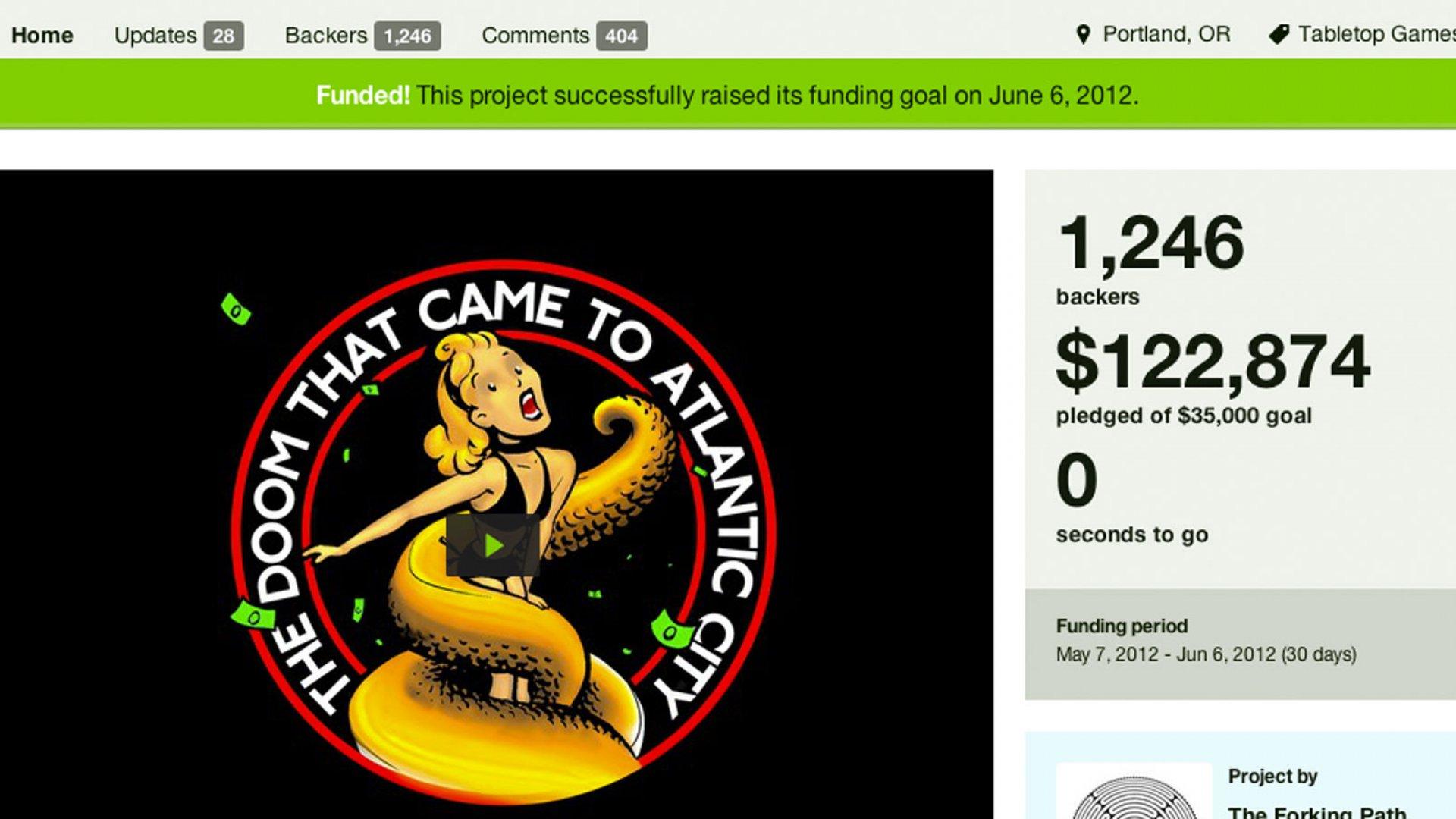 Kickstarter Should Do More to Protect Backers