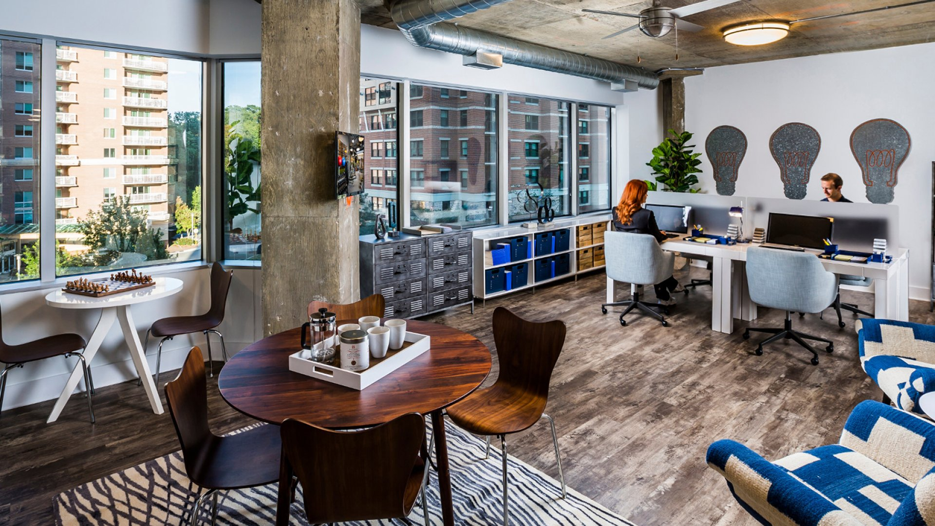 Forget Everything You Thought About Working From Home. Here Are Three Ways E-Lofts Are Redefining Work-Life Balance
