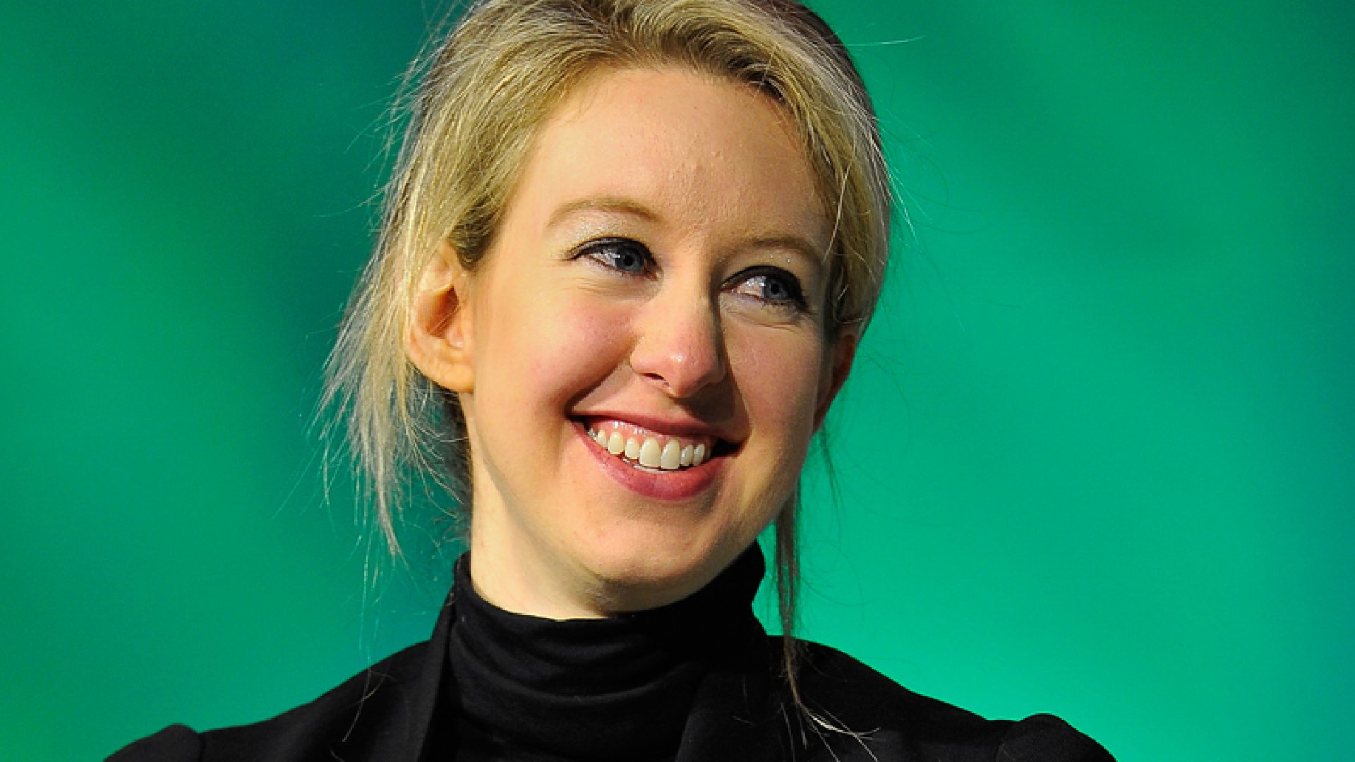 Elizabeth Holmes, founder and CEO of Theranos. Her company is under fire in a recent news report.