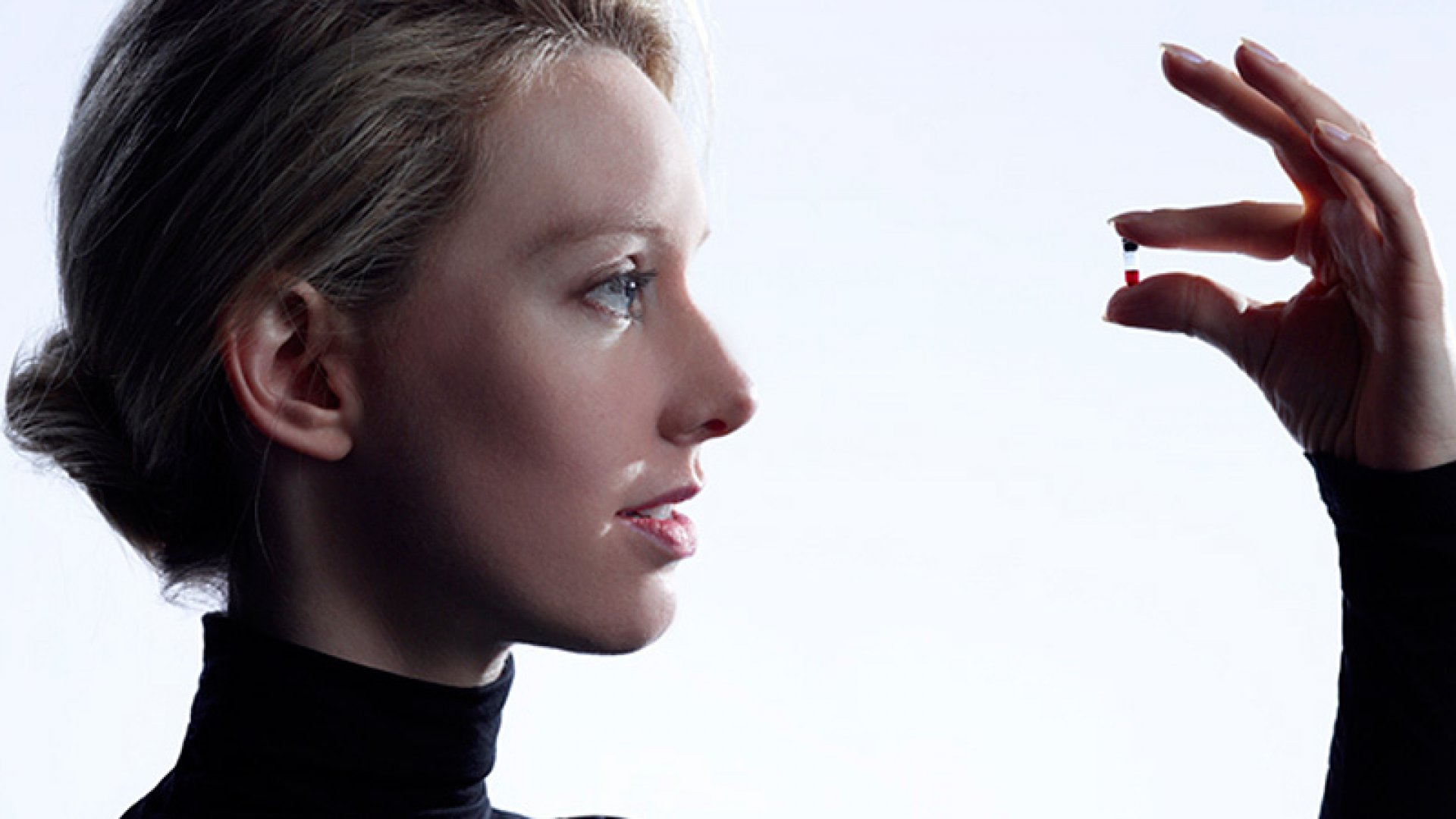 How Elizabeth Holmes Became America's New Entrepreneurial Icon
