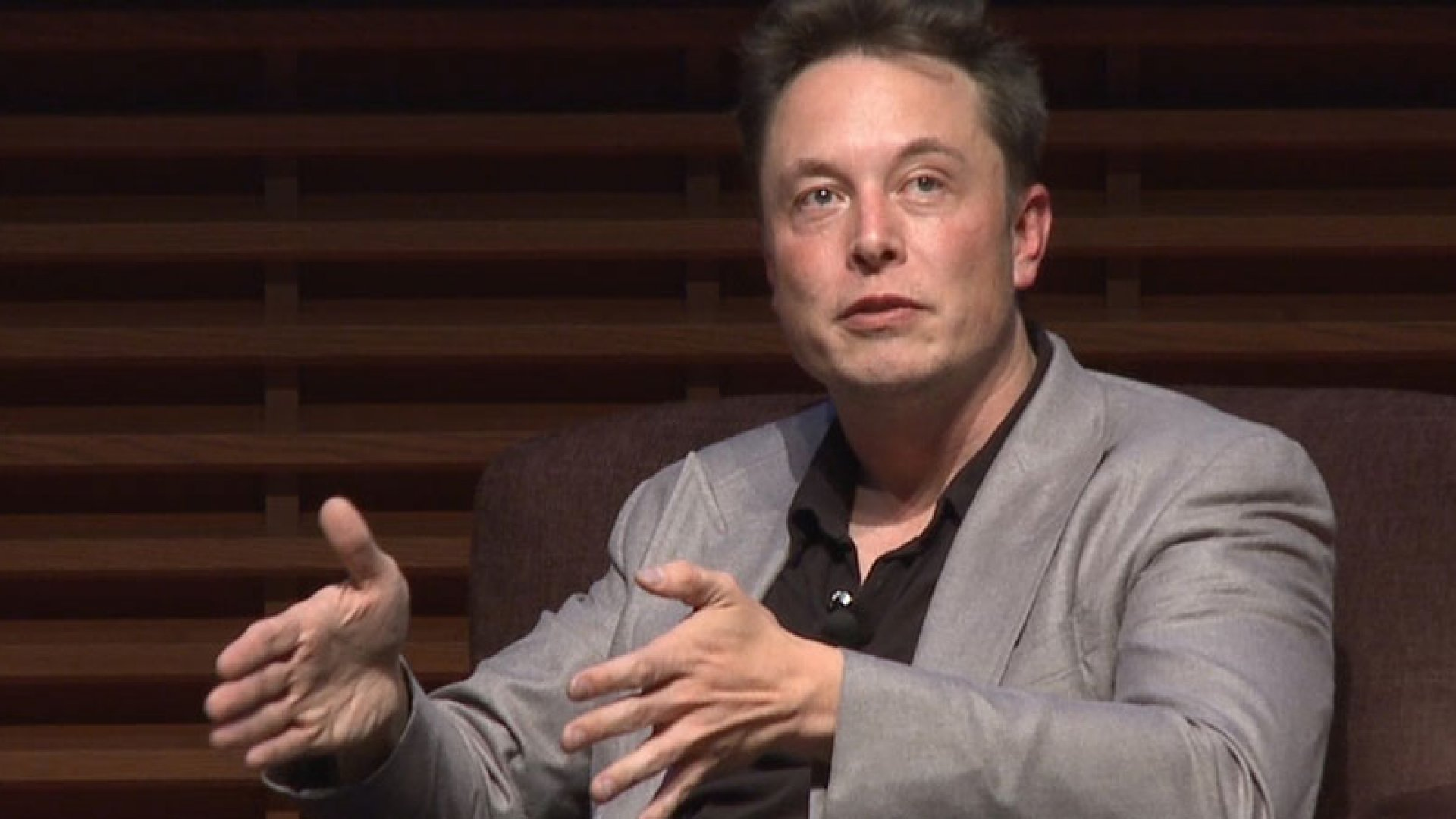 Elon Musk Has Strong Words for Donald Trump