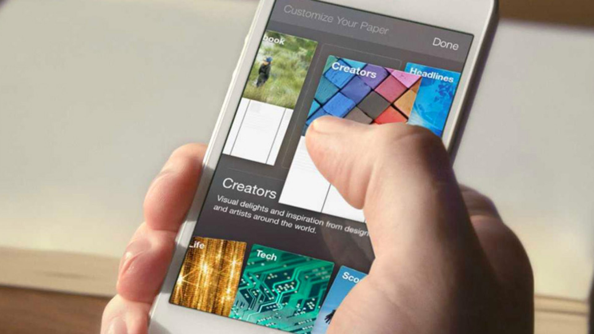 Facebook's Paper Could Be a Content Marketer's Best Friend