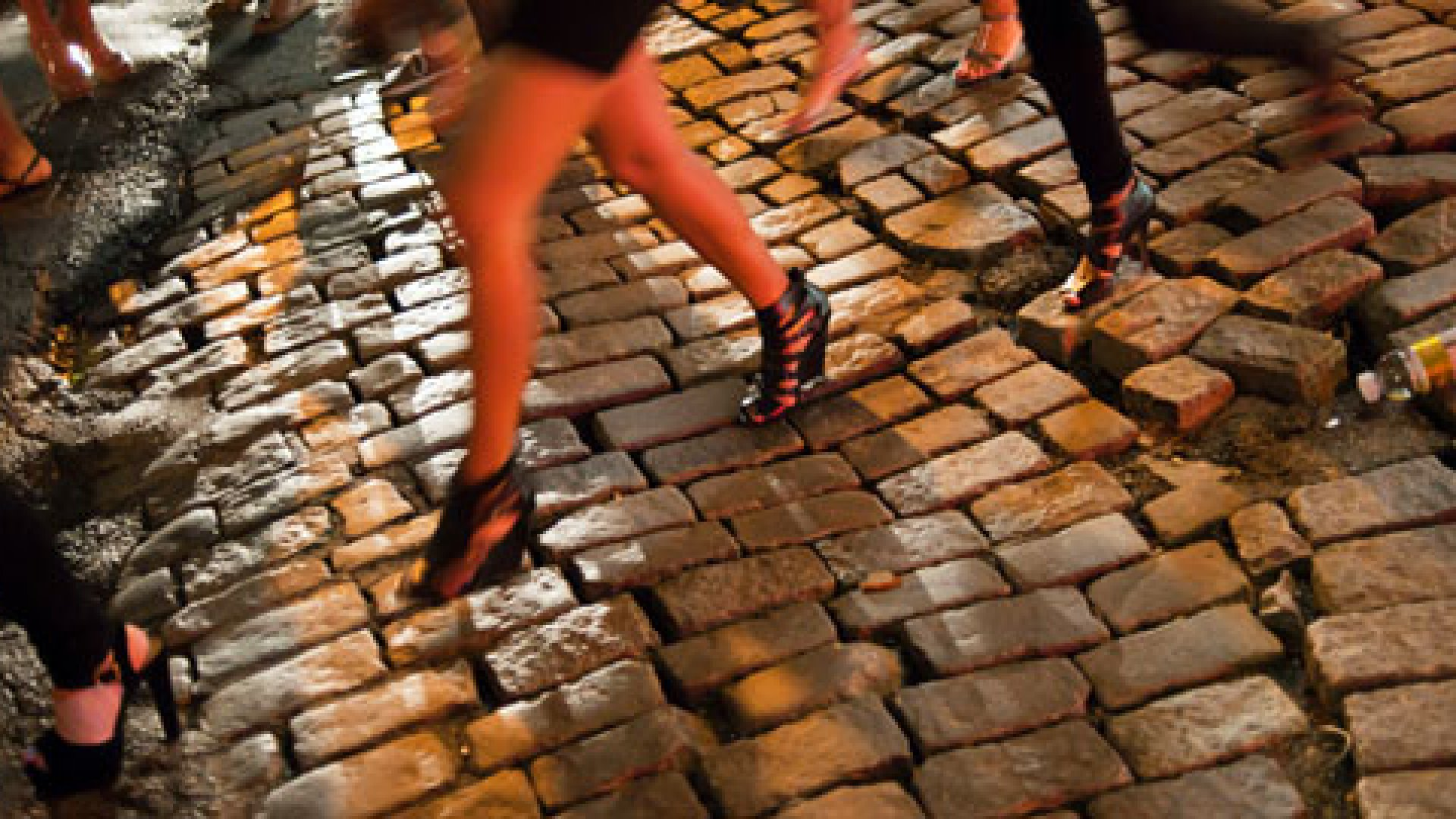Entrepreneurs Vie for a Piece of Fashion's Night Out