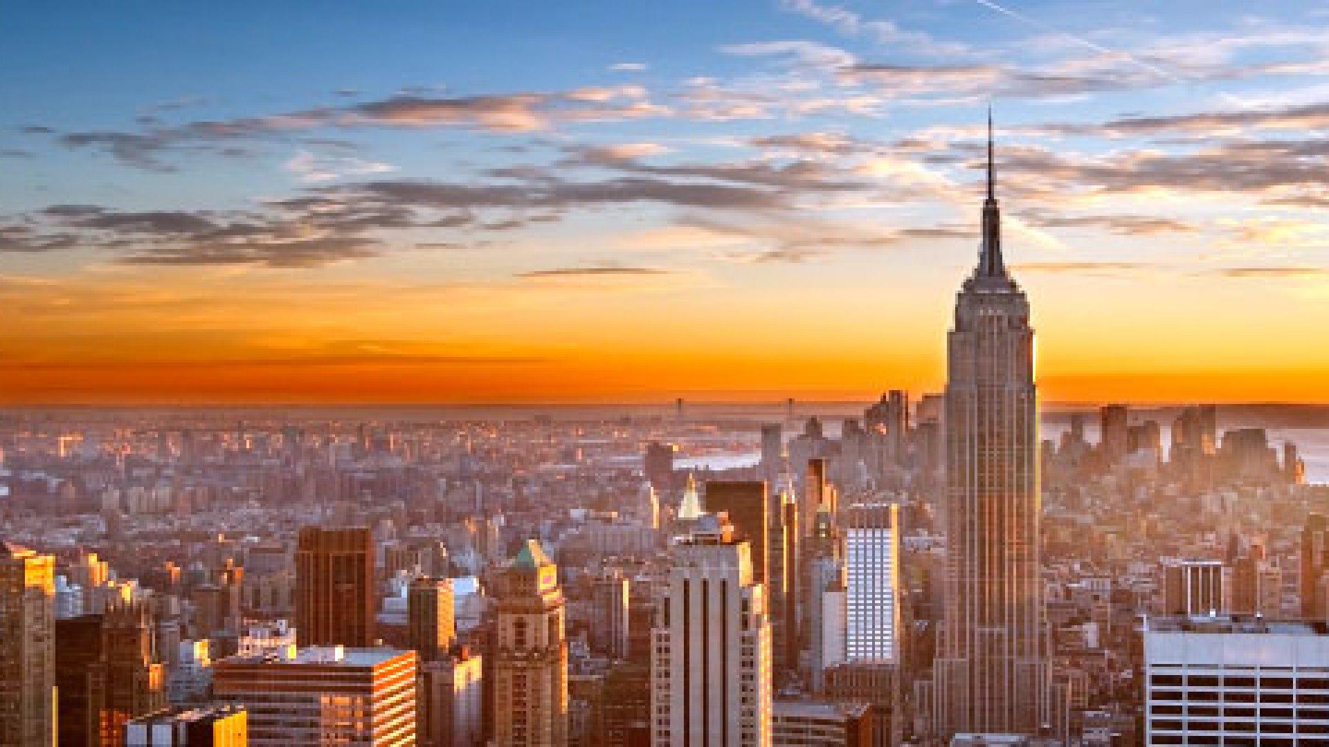 Favorite U.S. City for Business Travel: New York City